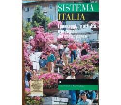 Sistema italia Vol.1 - AA.VV. - Edizioni scolastiche Bruno Mondadori - R