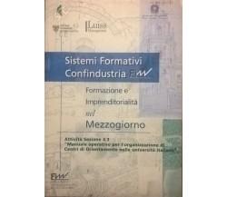 Sistemi Formativi Confindustria (FIN 2000) Ca