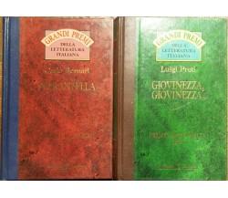Speranzella;Giovinezza,giovinezza...-Bernari,Preti-Mondadori,DeAgostini-1996-R
