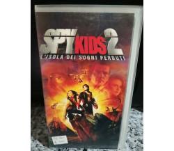Spy Kids 2 - Vhs L'isola dei sogni perduti -2003 - Miramax -F