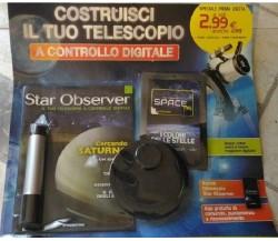 Star Observer - Costruisci il tuo telescopio a controllo digitale - Uscita n° 1