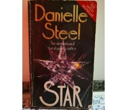 Star di Danielle Steel,  1989,  Sphere Books-F