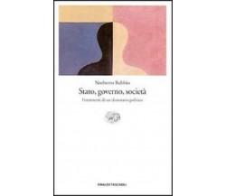 Stato, governo, società frammenti di un dizionario politico - Norberto Bobbio