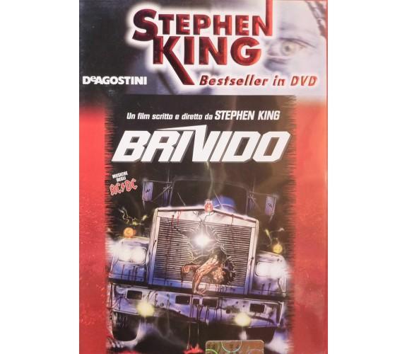 Stephen King - Brivido - Bestseller in Dvd