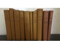 Stock 10 libri di Letteratura Anni '20 '30 '40' - Autori Vari - P