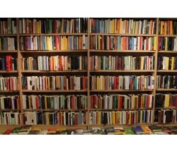 Stock 10000 libri circa, intero catalogo libreria
