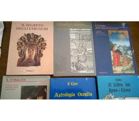 Stock 6 rari libri esoterici (2)