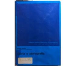Storia e storiografia di Antonio Desideri,  1978,  Casa Editrice D'Anna