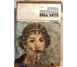 Storia universale dell arte 3 volumidi G. Pischel,  1966,  Mondadori