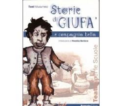 Storie di Giufà ... e compagnia bella - Toni Musumeci - Raro, fuori catalogo
