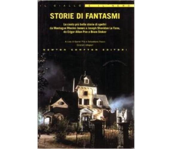 Storie di fantasmi Le cento piu belle storie di spettri - A.a.v.v,  2005