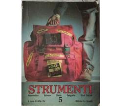 Strumenti 5-Alfio Zoi-1991-Editrice La Scuola-lo