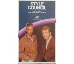 Style Council - Aa.vv. - Arcana - 1987 - G