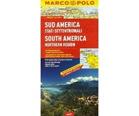 Sud America (stati settentrionali) 1:4.000.000 - Marco Polo - Copertina