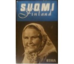 Suomi Finland -  Borje Sandberg - H . J Viherjuuri,  1937- Otava - C