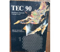 TEC 90 - Bruno Munari,Annibale Pinotti - Minerva Italica - R