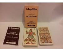 Tarocco INDOVINO 78 carte disegnate da Sergio Ruffolo - Dal Negro/La Repubblica