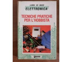 Tecniche pratiche per l'hobbista - AA. VV. - Jackson - 1988 - AR