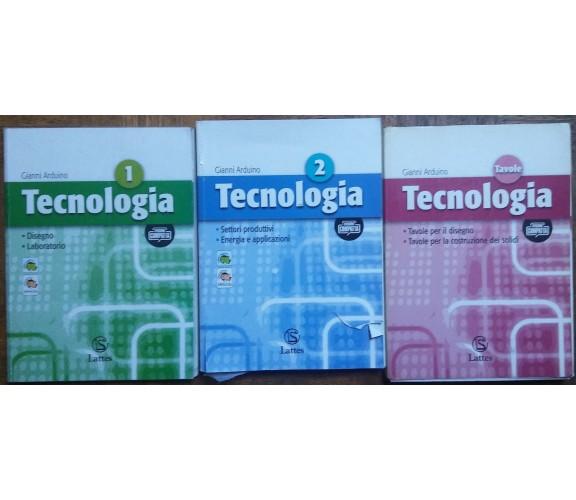 Tecnologia - Gianni Arduino - Lattes - R