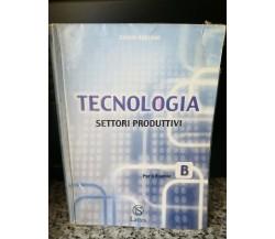 Tecnologia Modulo B settori produttivi di Gianni Arduino,  2004,  Lattes-F