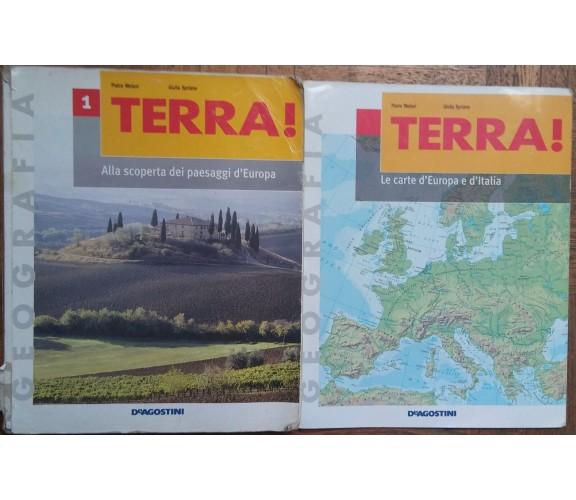Terra! Vol.1;Terra!-PietroMelani,GiuliaSpriano-De Agostini,2007-R