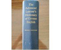 The Advenced Learner's Dictionary of Current English - Oxford - 1963 - AR