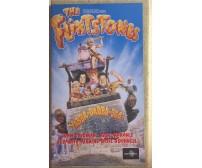 The Flintstones VHS di Steven Spielrock,  1995,  Universal