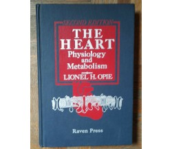 The Heart Physiology and Metabolism - Hopie - Raven Press,1991 - R