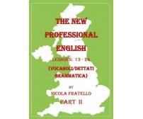 The New Professional English - Part II  (Nicola Fratello,  2019) - ER
