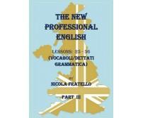 The New Professional English - Part III  (Nicola Fratello,  2019) - ER