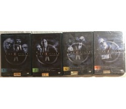 The X-Files collection stagione 5 1-2-3-4-5 DVD di Aa.vv.,  20th Century Fox