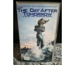 The day After Tomorrow - VHS - 2005 - FoxVideo - F