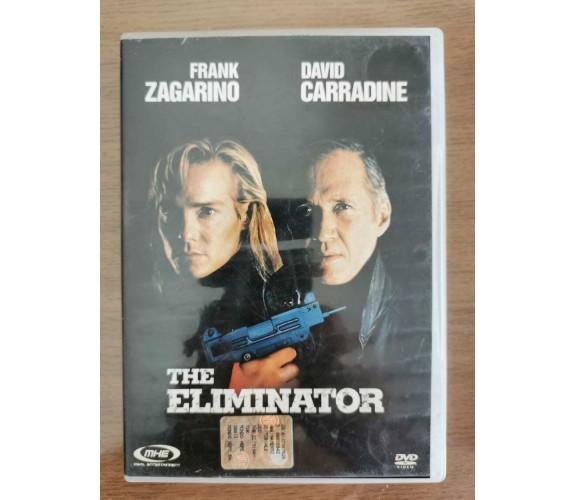 The eliminator DVD - Kaye Dyal - U.S. Rainbow - 1991 - AR