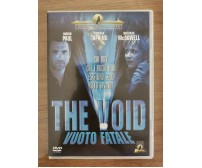 The void, vuoto fatale DVD - Wild Wolf - 2001 - AR