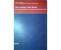 This Century, this World - Checchia - 1975 - Zanichelli - lo