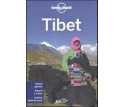 Tibet - Bradley Mayhew,  2011,  Edt