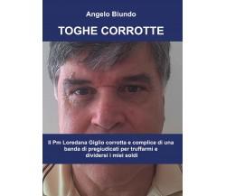 Toghe corrotte di Angelo Biundo,  2017,  Youcanprint