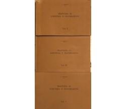 Trattato di anestesia e rianimazione Vol. I-IV-V FOTO COPIATO di G. Vourch,  197