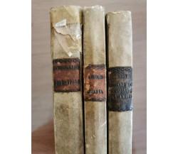 Trattato di patologia speciale medica e terapia 3 Voll.- Strumpell - 1884 circa