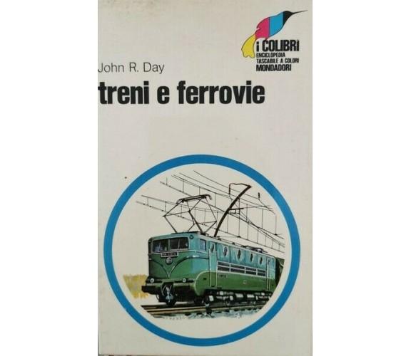 Treni e Ferrovie  di John R. Day,  1969 - ER
