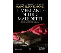 Trilogia: Il mercante dei libri - Marcello Simoni,  2020,  Newton Compton Ed.