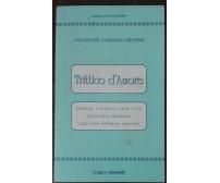 Trittico d'amore - Salvatore Corrado Misseri - Incontri, 1994 - A