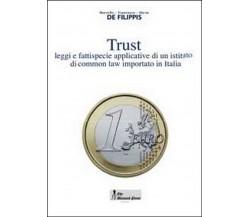 Trust. Leggi e fattispecie applicative di un istituto di common law importato