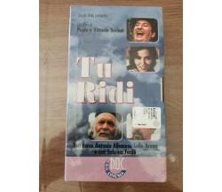 Tu Ridi - P. e V. Taviani - D.O.C. Cinema - 1998 - VHS - AR