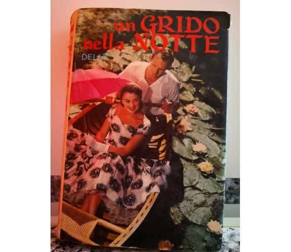 Un Grido nella notte di Delly,  1974,  Salani Editore -F