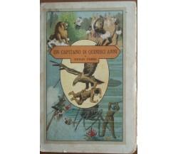 Un capitano di quindici anni - Verne - Società editrice internazionale,1934 - A