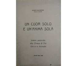 Un cuor solo e un'anima sola,  di Giuseppe Malandrino,  1983- ER