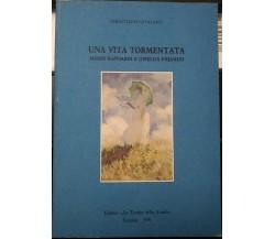 Una vita tormentata Mario Rapisardi e Giselda Fojanesi -Sebastiano Catalano 1991