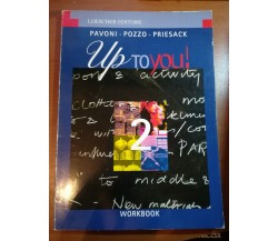 Up to you - Pavoni,Pozzo,Priesack - Loescher - 1999 - M