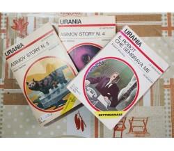 Urania- Le antologia  di Isaac Asimov N 3 - 4 , Il robot... Sheckley   1973, -F